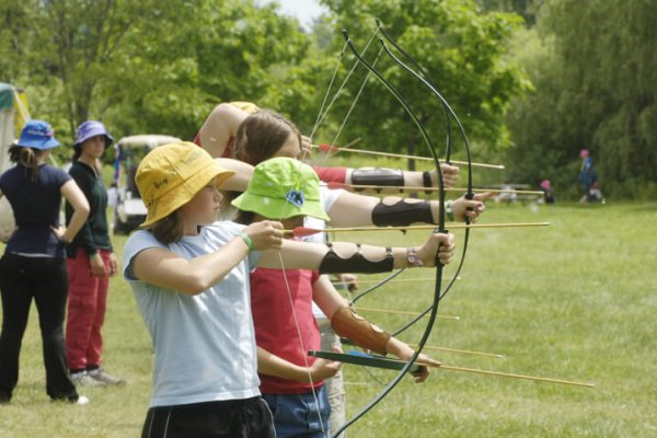 Girl Guides Archery Ontario